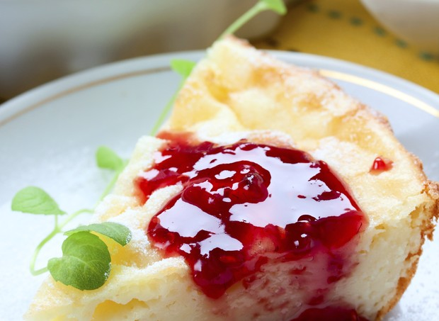 cheese cake - receitas doces (Foto: Thinkstock)