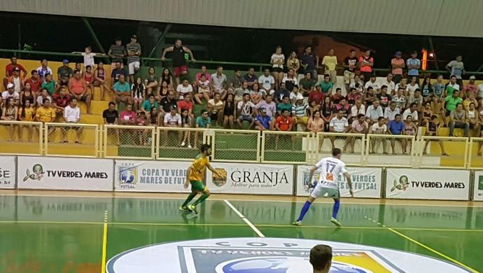 São Gonçalo, Granja, Copa TVM  (Foto: Divulgação )