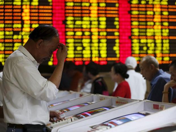 80% dos investidores chineses são cidadãos (Foto: Reuters)