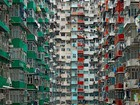 Fotógrafo da 'arquitetura da densidade' retrata prédios amontoados na China
