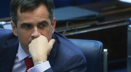 O senador Ciro Nogueira (Foto: André Coelho / Agência O Globo)
