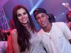 Ele não para! Neymar curte festa com Miss Brasil e ex-BBBs em Camboriú