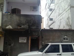Algumas casas são bem pequenas (Foto: Flavio Flarys / G1)