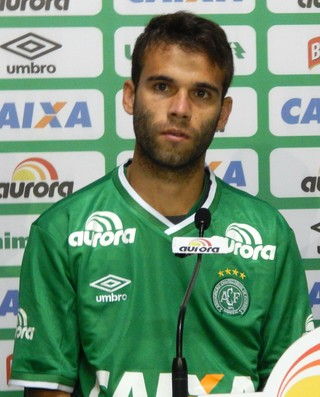 Jussandro Chapecoense (Foto: Laion Espíndula)