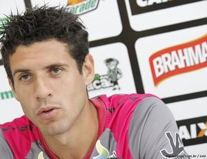 Maylson fala sobre liderança do Figueirense (Foto: Luiz Henrique, divulgação/Figueirense FC))