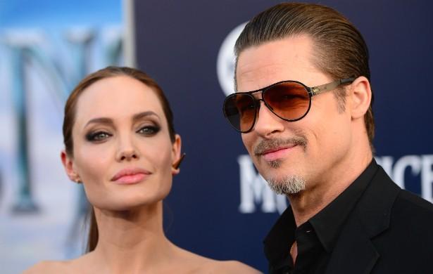 Com seis filhos (metade deles adotados) e vários blockbusters no currículo, o casal Brangelina é uma verdadeira instituição. Brad Pitt e Angelina Jolie se destacam pelos trabalhos humanitários e pelo estilo de vida globalizado, sempre viajando de um lugar para o outro. (Foto: Getty Images)
