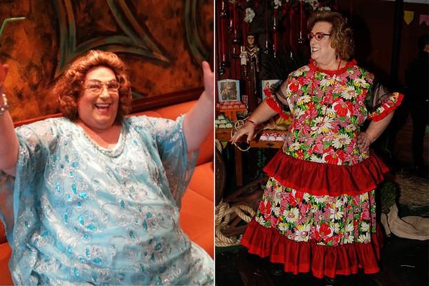 Mamma Bruschetta (Foto: Instagram / Reprodução | Claudio Augusto / Foto Rio news)
