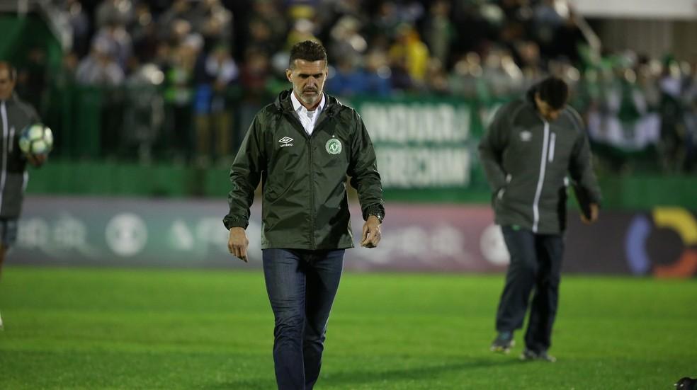 Você concorda com a demissão do técnico Vagner Mancini?