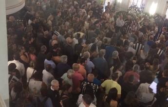 Dor do adeus: jornalistas da TV Globo são velados em General Severiano