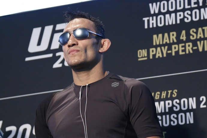 Tony Ferguson; UFC 209 (Foto: Evelyn Rodrigues)