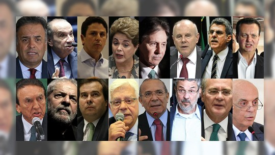 Resultado de imagem para Nova 'lista do Janot': veja o que disseram políticos alvos de pedidos de inquérito