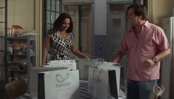 hinode_edith_nelson_5 (Foto: Reprodução/TV Globo)