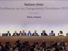 Países entram em acordo na Conferência do Clima em Paris