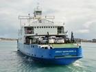 Retorno para Salvador pelo ferry boat tem espera de 2h30 para motoristas