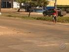 Passarela de R$ 2 milhões ainda não foi entregue em Marabá