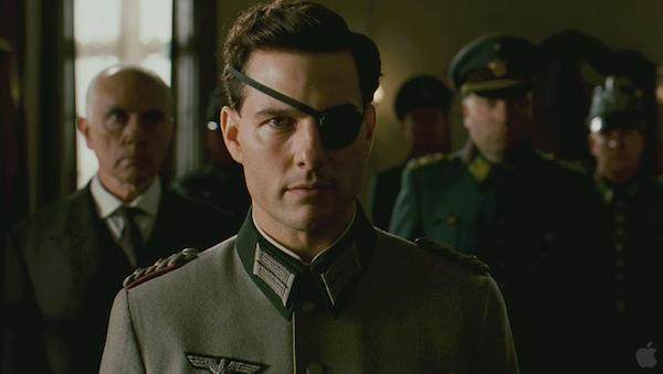 O ator Tom Cruise em Operação Valquíria (2008) (Foto: Reprodução)