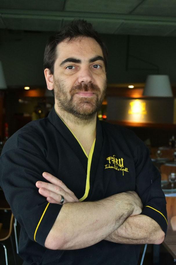 Manuel Bernal  (Foto: Vitória Moraes)