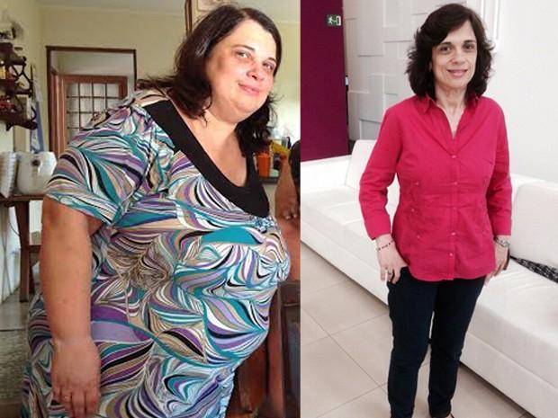 Cira Costa, médica que perdeu 70 quilos em um ano (Foto: Cira Costa/Reprodução)