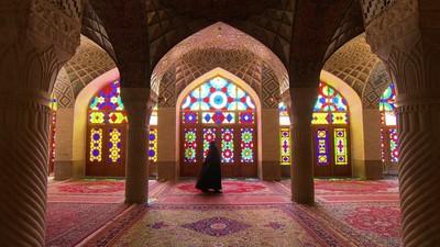 Globo Repórter visita o  Irã, um dos países mais  echados do planeta (Foto: rede globo)