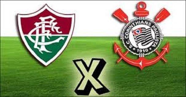 Fluminense e Corinthians jogam neste domingo (Foto: Divulgação / TV Sergipe)