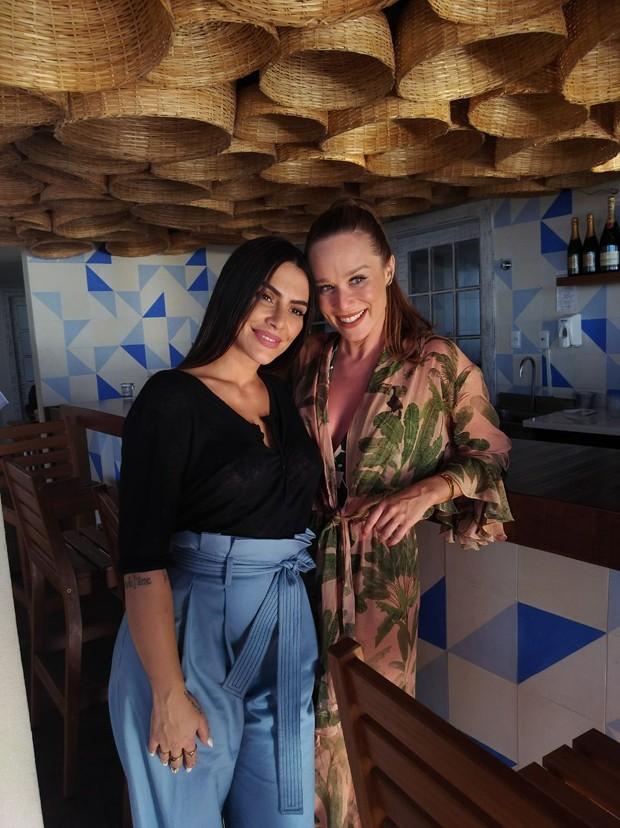 Cleo Pires e Mariana Ximenes (Foto: Divulgação)
