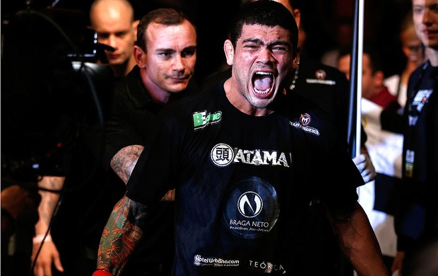 MMA Braga Neto (Foto: Agência Getty Images)