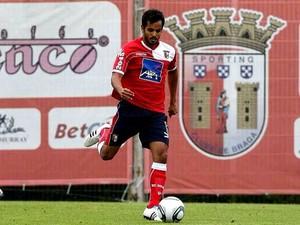 lateral-direito Rodrigo Galo (Foto: Arquivo pessoal)