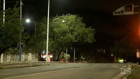 Após chuvas, semáforos param de funcionar em São Luís