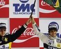 Há 30 anos: Piquet, Senna e a bandeira