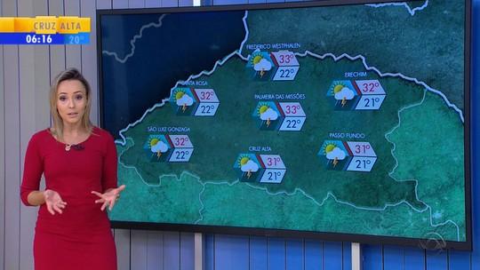 Rio Grande do Sul tem novo alerta para temporais nesta sexta-feira