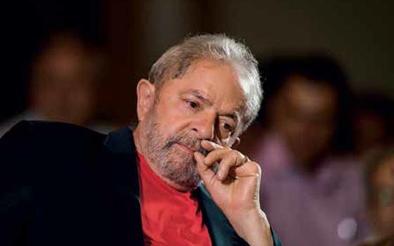 O ex-presidente Lula (Foto: Marcelo Chello/Estadão)