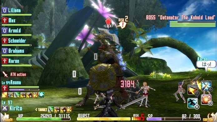 Como jogar Infinity Moment em Sword Art Online Hollow Fragment | Dicas e  Tutoriais | TechTudo