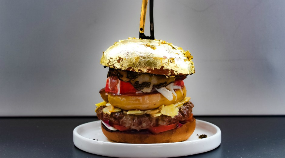 Hambúrguer mais caro do mundo: você pagaria R$ 7,5 mil? (Foto: Reprodução)