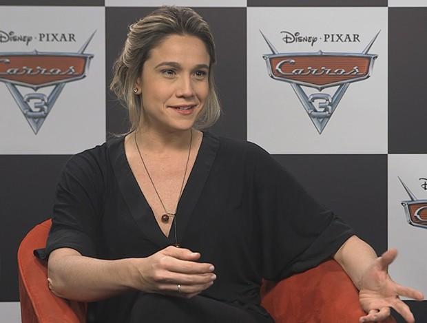 Fernanda Gentil (Foto: The Walt Disney Company Brasil)