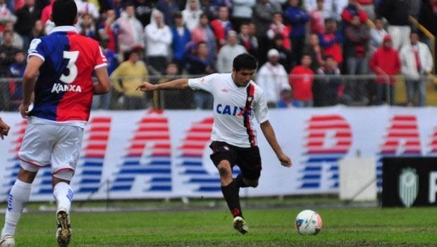 Globo Esporte Paraná (Foto: Bruno Baggio/Site Oficial CAP )