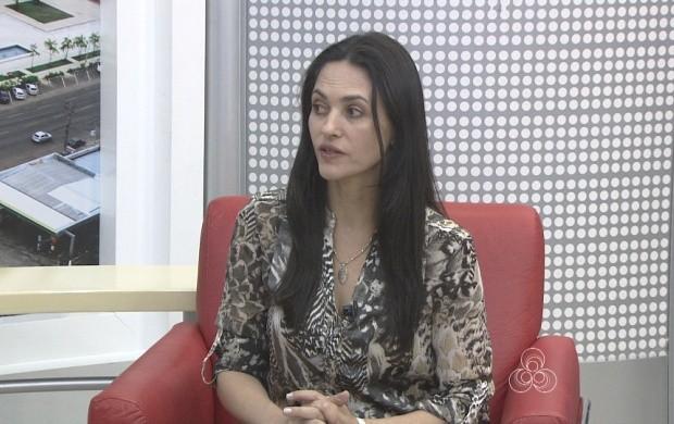 Psicopedagoga de Roraima fala sobre creches alternativas (Foto: Roraima TV)