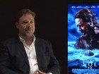 Russell Crowe conta que acredita na história de Noé: 'Vai além da polêmica'