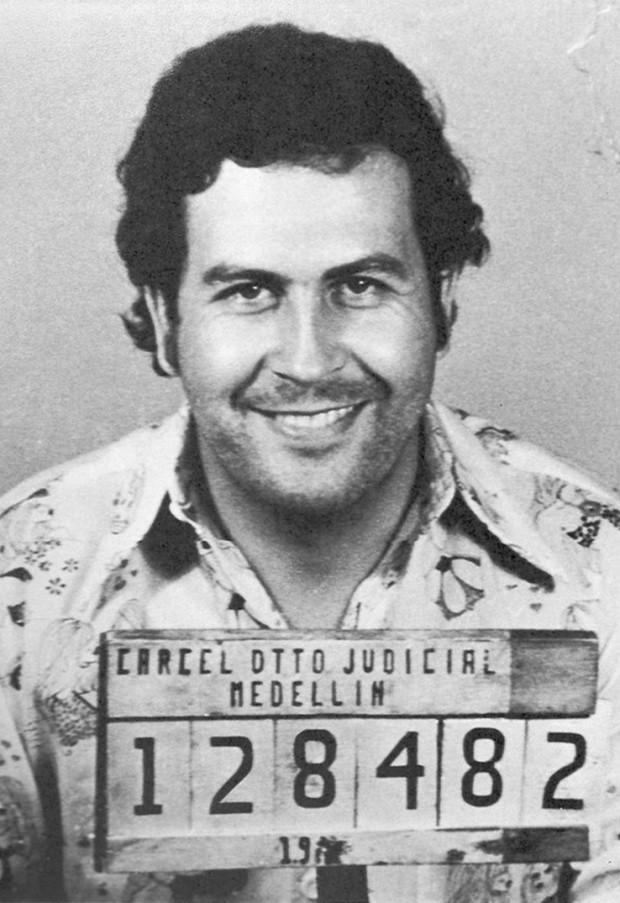 Pablo Escobar (Foto: Reprodução/Wikimedia)