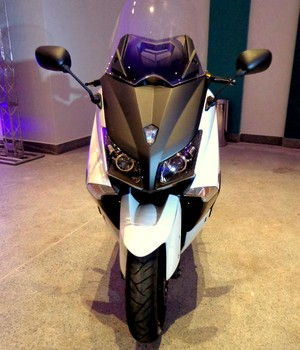 Yamaha TMax 530 (Foto: Josias Silveira)