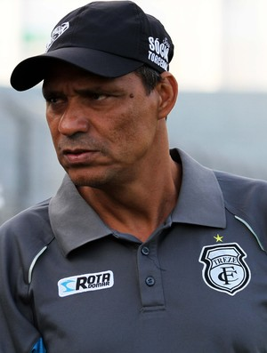 Everton Goiano, técnico do Treze (Foto: Nelsina Vitorino / Jornal da Paraíba)
