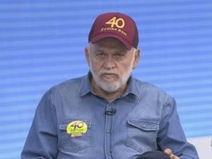 Airton Garcia foi entrevistado pelo Jornal da EPTV neste sábado (24) (Foto: Reprodução/EPTV)