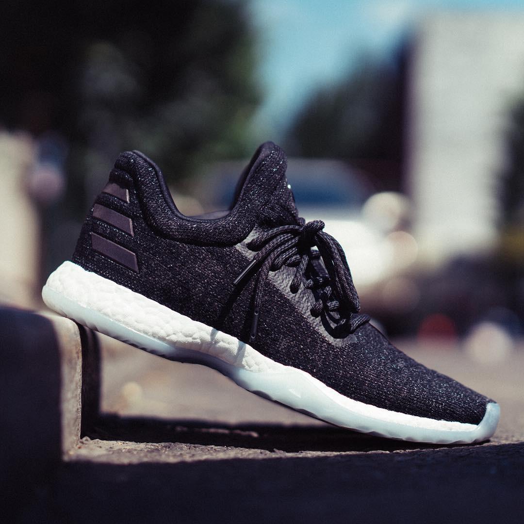 A Adidas teve crescimento forte no mercado americano (Foto: Reprodução/Instagram)