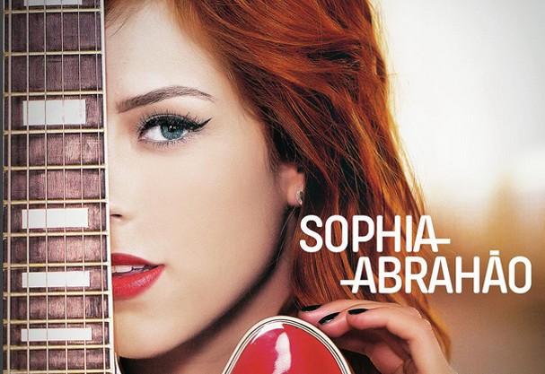 """Close na capa do álbum """"Sophia Abrahão"""" (Foto: reprodução/Instagram)"""