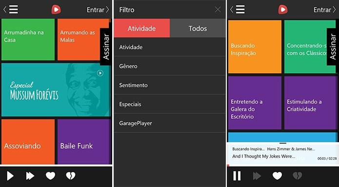 Superplayer é um aplicativo de streaming gratuito para Windows Phone (Foto: Divulgação/Windows Phone Store)