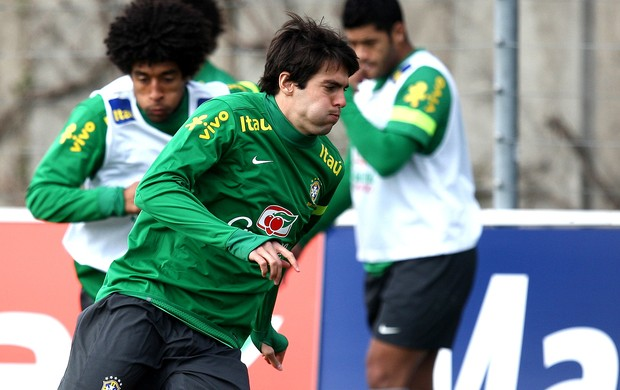 kaka brasil treino (Foto: Mowa Press)