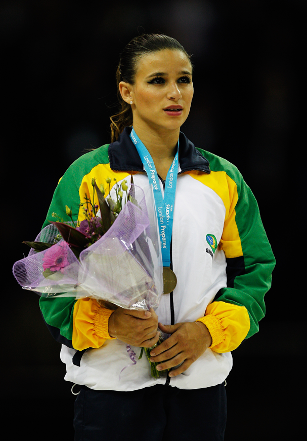 Jade Barbosa (Foto: Paul Gilham / Getty Images)