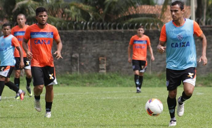 Juninho e Alfredo, Paysandu (Foto: Fernando Torres/Ascom Paysandu)