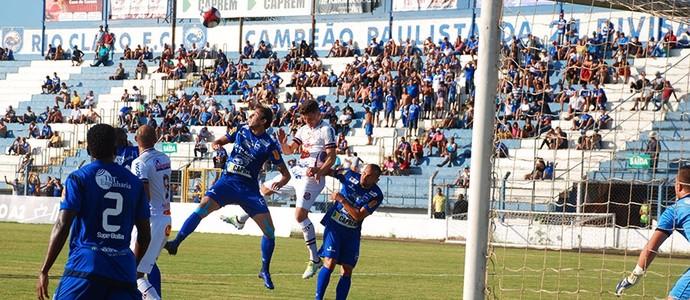 Rio Claro x Sertãozinho (Foto: Vinicius Alves / Sertãozinho FC)