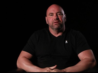 Dana White; entrevista; UFC (Foto: Evelyn Rodrigues)