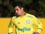 """Egídio diz que Palmeiras quer mais e garante: """"Ninguém está relaxado"""""""